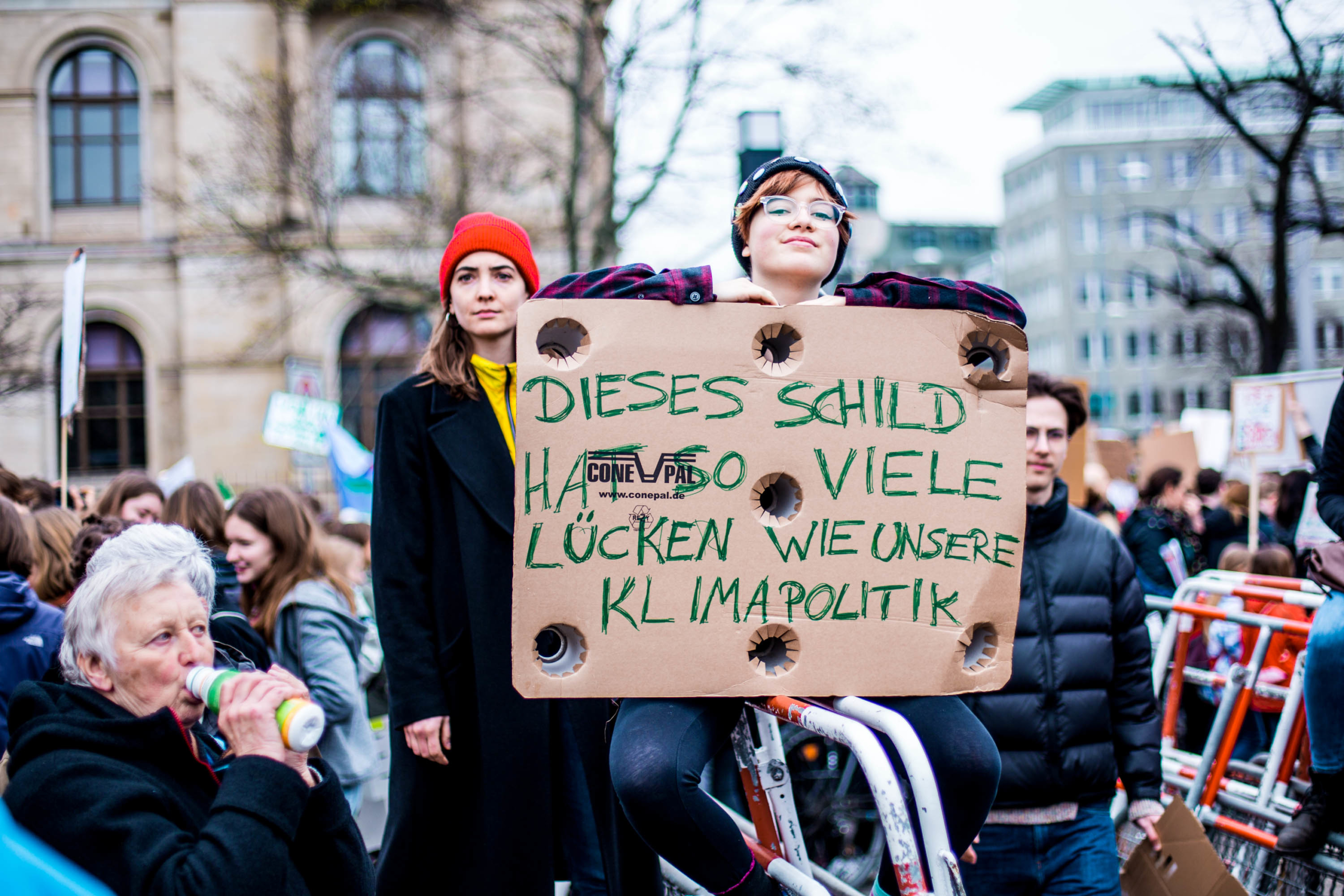 GROSSSTADTFUX FRIDAYS FOR FUTURE